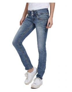 LTB Jonquil - Slim Straight Jeans - Ansel Undamage