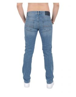 PIONEER RANDO Jeans - Light Stone Used with Buffies - Hinten