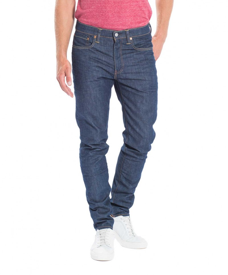LEVI'S 512 Jeans - Slim Tapered - Broken Raw