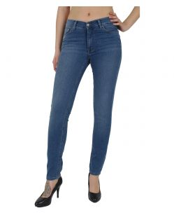 Angels Skinny Jeans - Sweat Denim - Superstone