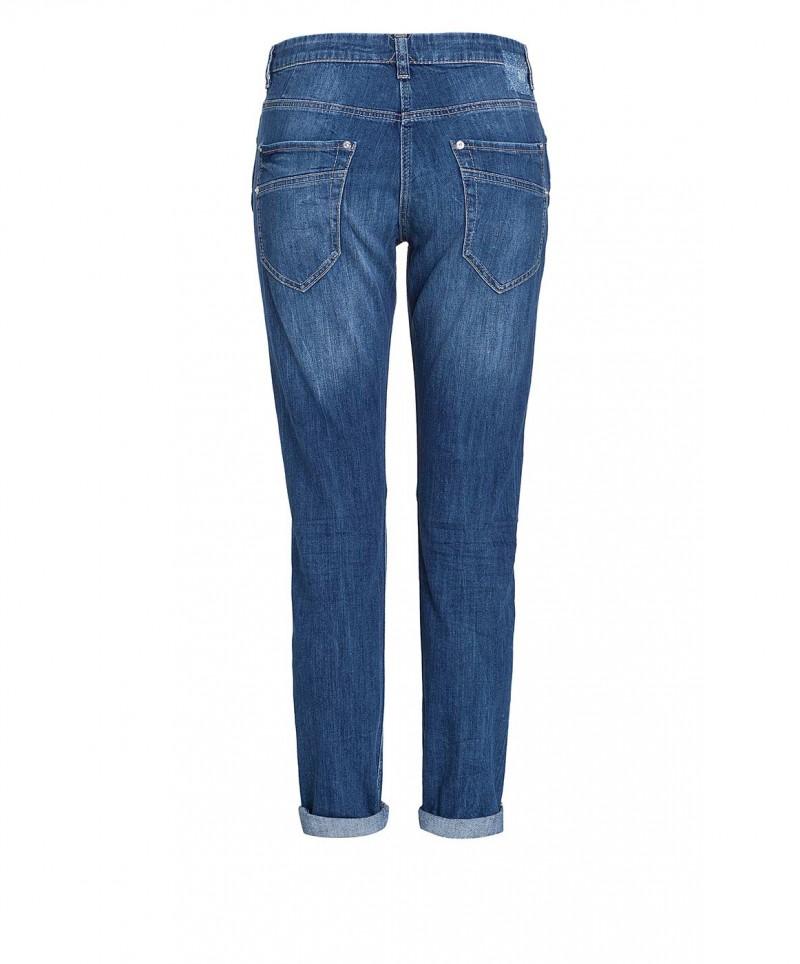 MAC LAXY Jeans - Loose Fit - Fresh Summer Blue