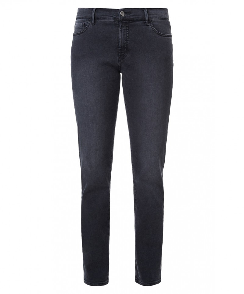 PIONEER KATE Jeans - Regular Fit - Dark Grey Used