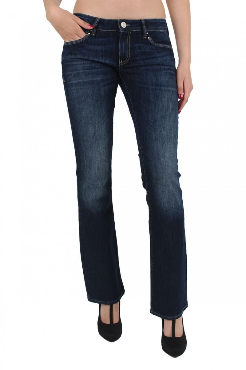 Mavi Bella Jeans - Slim Bootcut - Rinse Miami Str
