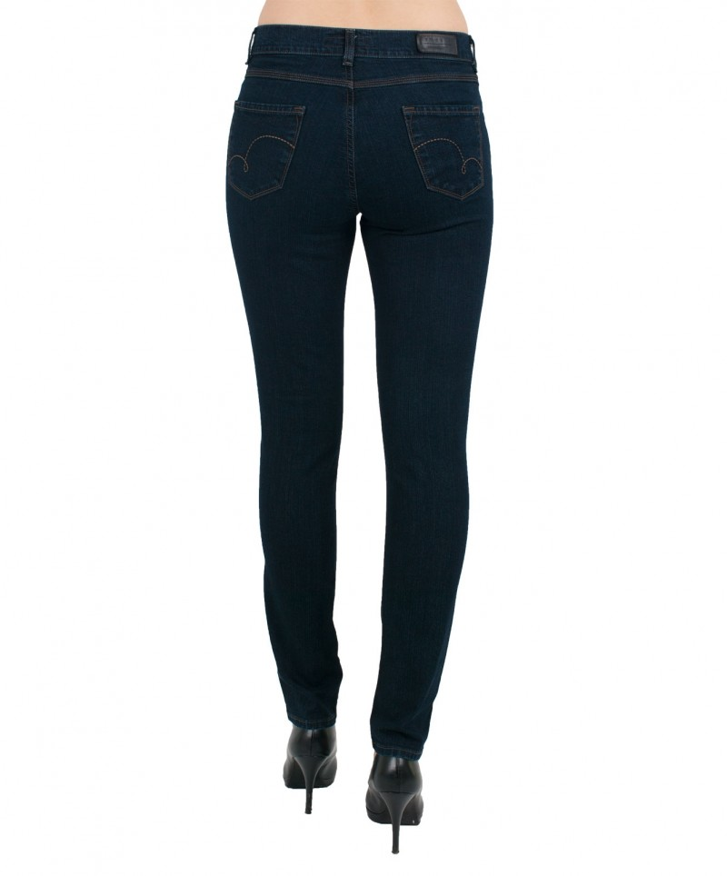 Angels Skinny Jeans - Power Stretch - Dark Washed