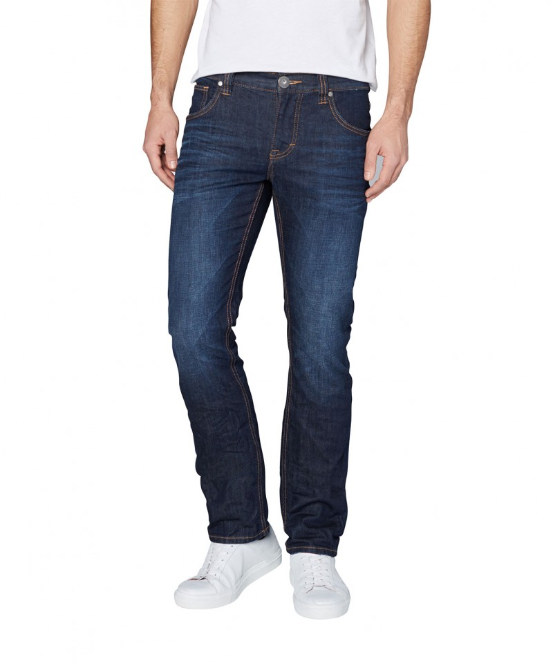 Colorado Luke »Slim Fit Jeans« Rinsed Denim