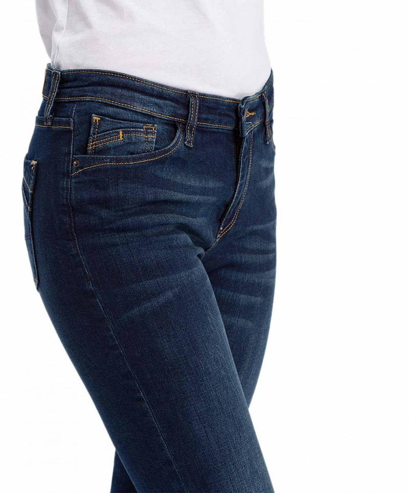 LTB MOLLY Jeans - Super Slim - Aldis Wash