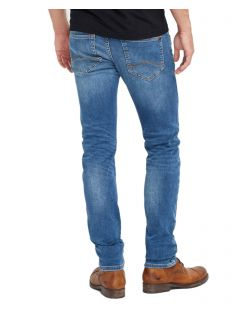Mustang Herren Jeans - Oregon Tapered Fit im Vintage-Look - Hinten