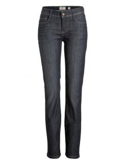 Mac Angela Jeans Slim Fit dark blue used