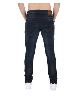 GARCIA LUCCO Jeans - Tapered Leg - Coated Used - Hinten