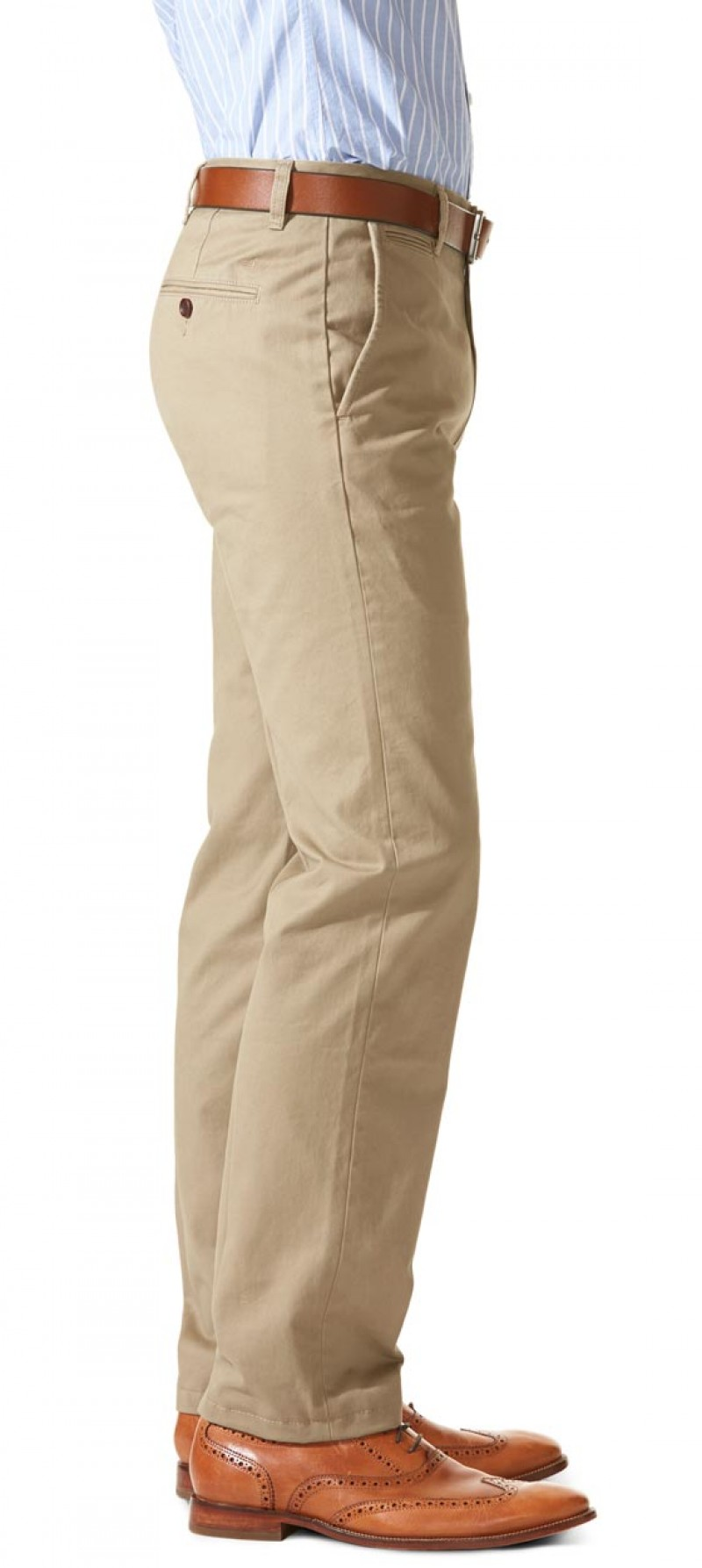 Dockers D1 New Premium Core - British Khaki