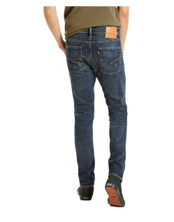 Levi's 510 Jeans - Skinny Fit - Madison Square - Hinten