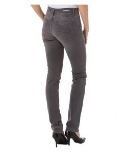 CROSS Anya - High Waisted Jeans - Grau - f02