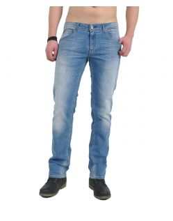 GARCIA RUSSO Jeans - Straight Leg - Light Used