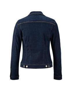 MUSTANG ICONIC - Jeansjacke - Rinsed Washed - Hinten