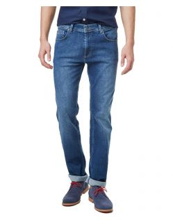 Pioneer Megaflex Jeans Rando in Stone Used
