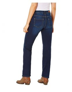 Paddocks Tracy Jeans - Dark Blue Decent Moustache  - Hinten