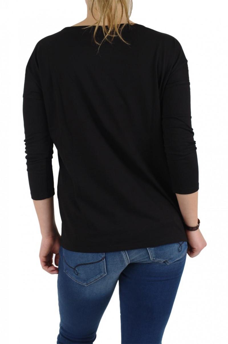 Vero Moda - Shirt Jenny 3/4 Arm - Black