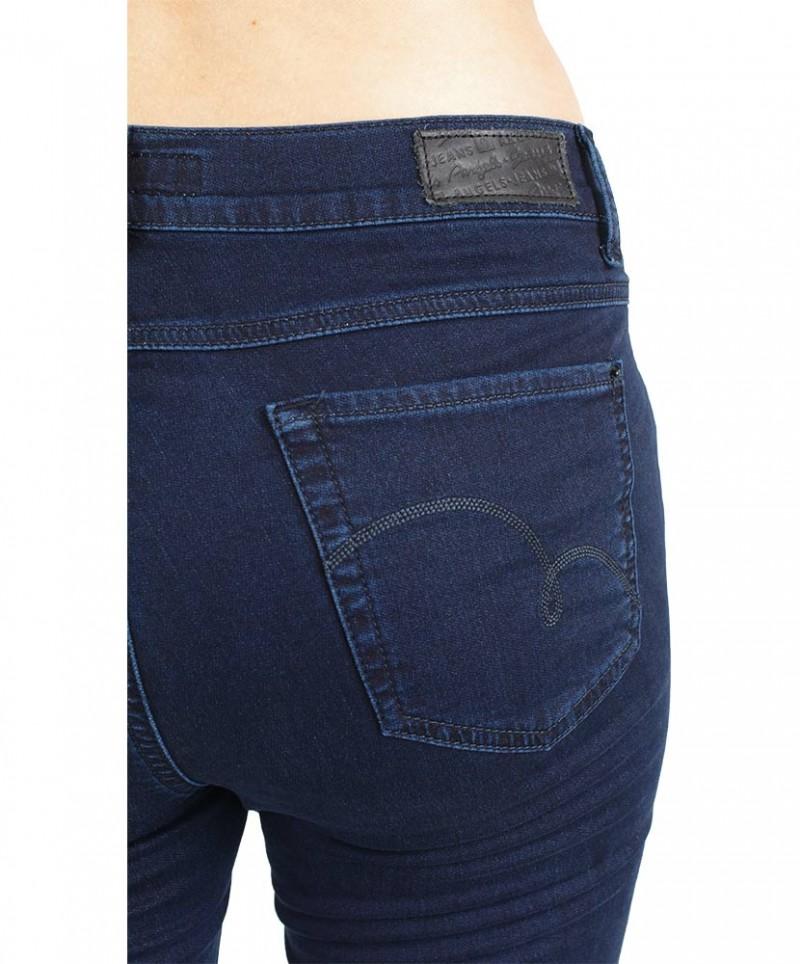 Angels Skinny Jeans - Sweat Denim - Dark Rinse