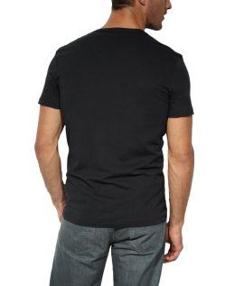 Levis Doppelpack V-Neck T-Shirts Levis Black/Black h