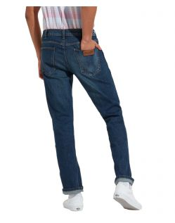 Wrangler Greensboro - Indigo-Jeans im Regular-Fit f02