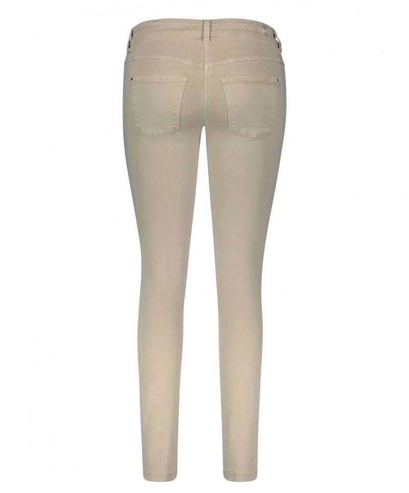 Mac DREAM SKINNY - Slim Fit Jeans - Light Grey Random