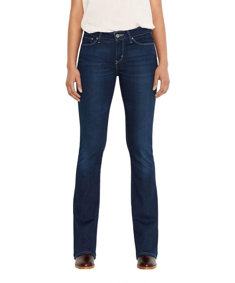 Levis Demi Curve - Bootcut Jeans - Overcast