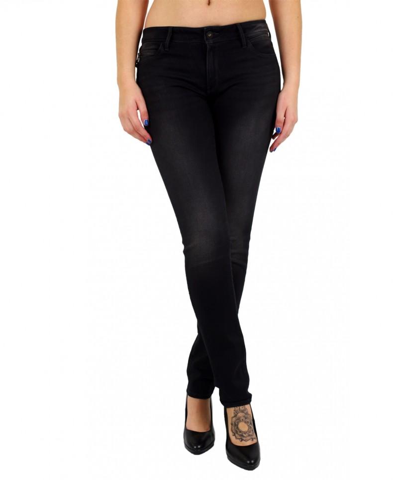 Mavi Sophie Jeans - Slim Skinny - Used Black