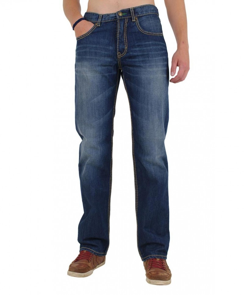 Paddocks Carter Jeans Stone used Moustache