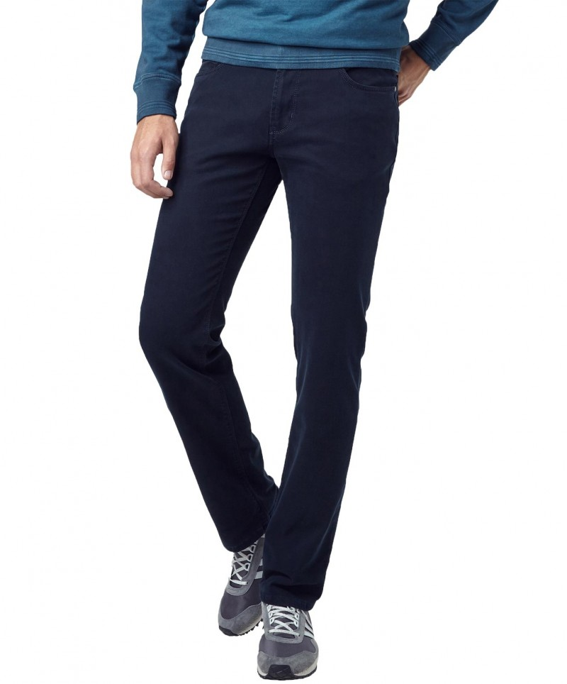 Pioneer Jeans Rando - Supersoft Garbardine - Navy