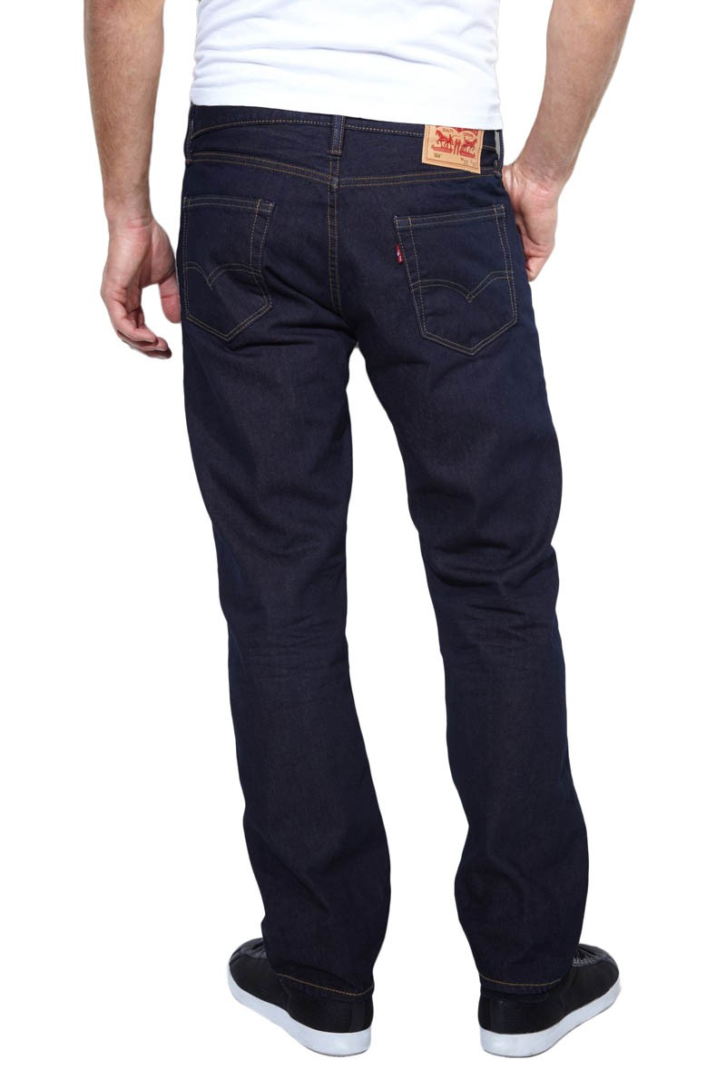 Levis 504 Jeans Regular Straight Inked