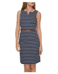 VERO MODA PEKAYA - Feminines Kleid  - Blau