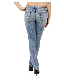 LTB ASPEN Jeans - Slim Fit - Aldis Undamaged Wash  - Hinten