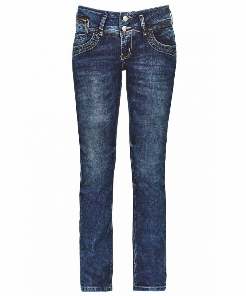 LTB Jonquil Jeans - Slim Straight - Blue Lapis v