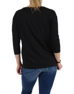 Vero Moda - Shirt Jenny 3/4 Arm - Black h