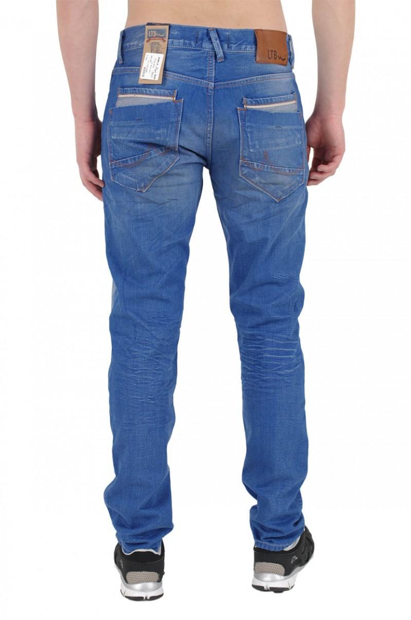 LTB Jeans Justin - Slim Tapered - Pieta