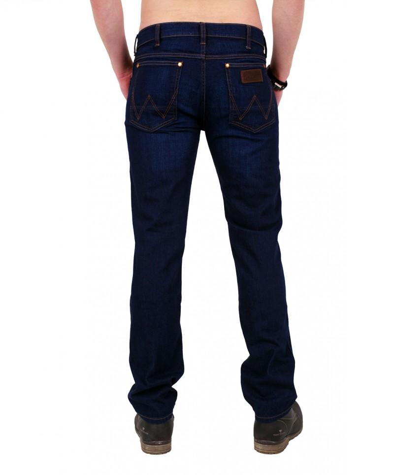 WRANGLER GREENSBORO Jeans - Modern Regular - Truck Stop