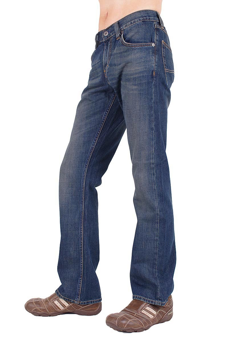 Mustang Boston Bootleg Jeans tinted rinse washed