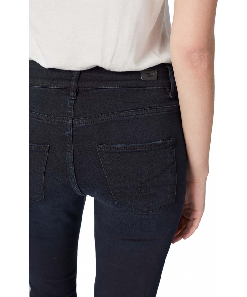 Colorado Layla - High Waist Jeans - Black Night