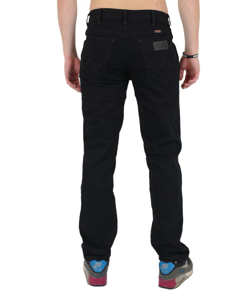 Wrangler Texas Stretch Jeans - Regular Fit -  Tough Enough v