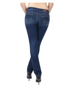 LTB Aspen - Slim Straight Jeans - Myriel Wash - Hinten
