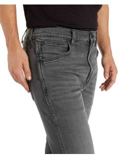 Wrangler Greensboro - Graue Jeans mit Finish Optik f02