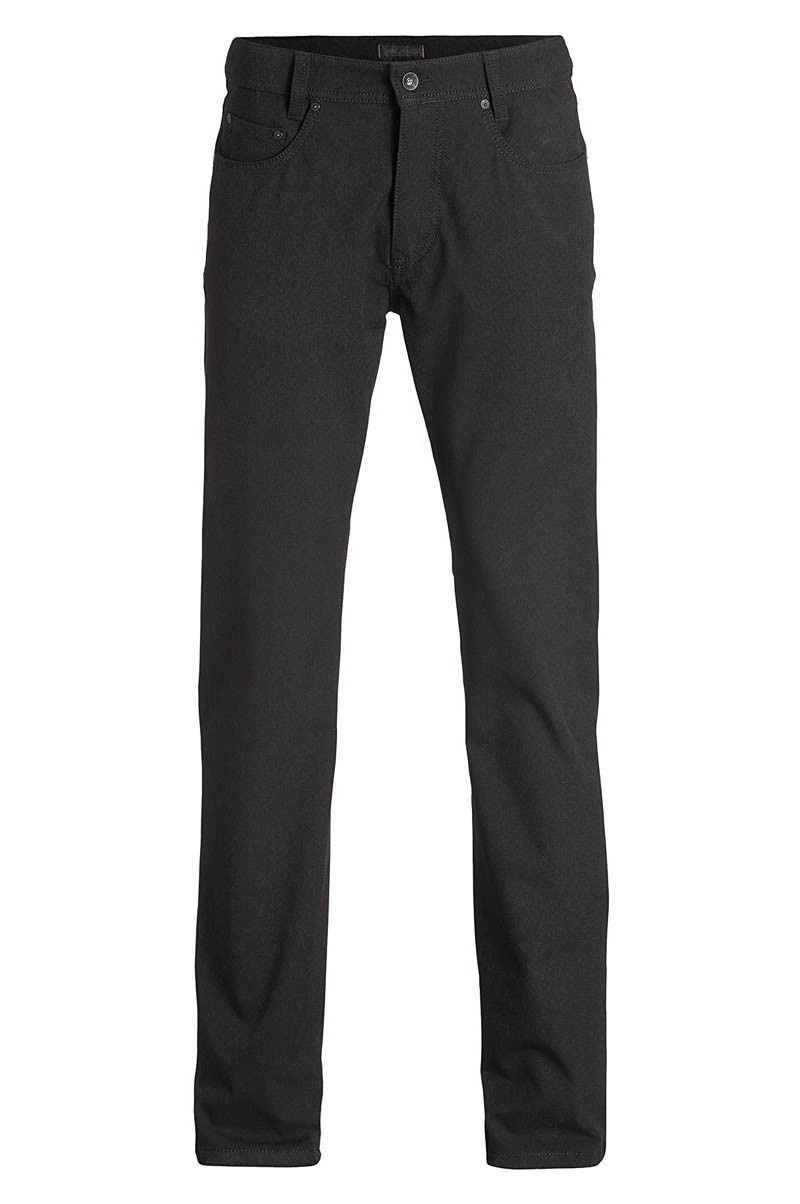 MAC ARNE Hose - Straight Leg -  Power Black