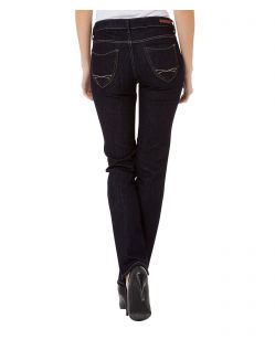 CROSS Jeans Rose - Straight Leg - Rinsed - Hinten
