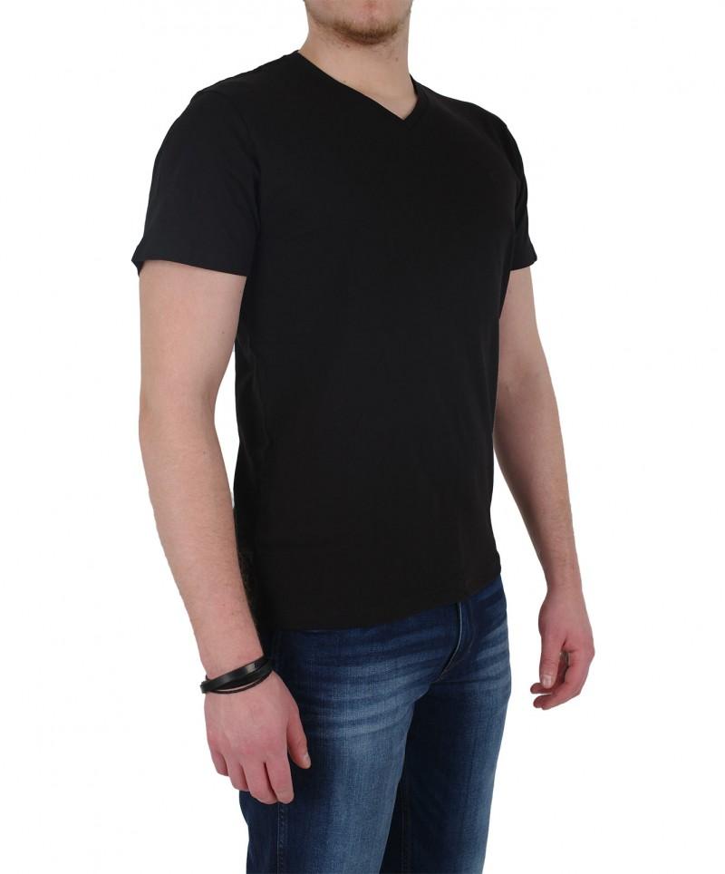 WRANGLER T-Shirt - 2 Pack Tee - Schwarz