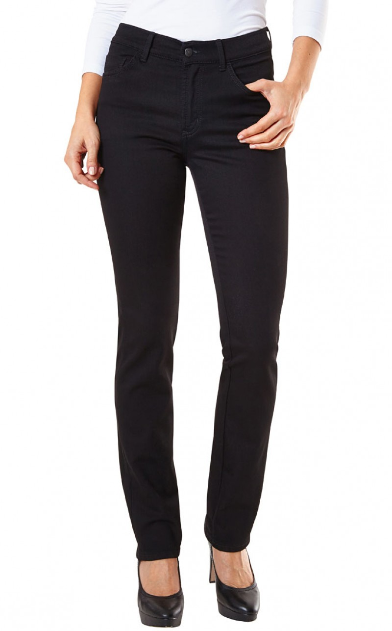 Pionner Kate Jeans - Regular Fit - Black Rinse Washed