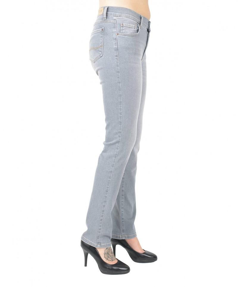 Angels Cici Jeans - Ultara Power Stretch - Stone