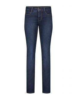 MAC DREAM Jeans - Straight Leg - Dark Washed