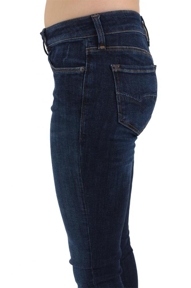 Mavi Nicole Jeans - Super Skinny - Rinse Brushed Dream
