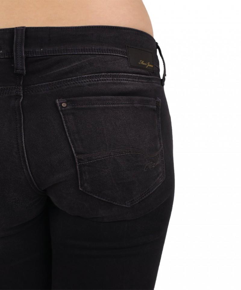 MAVI SERENA Jeans - Super Skinny - Grey Urban