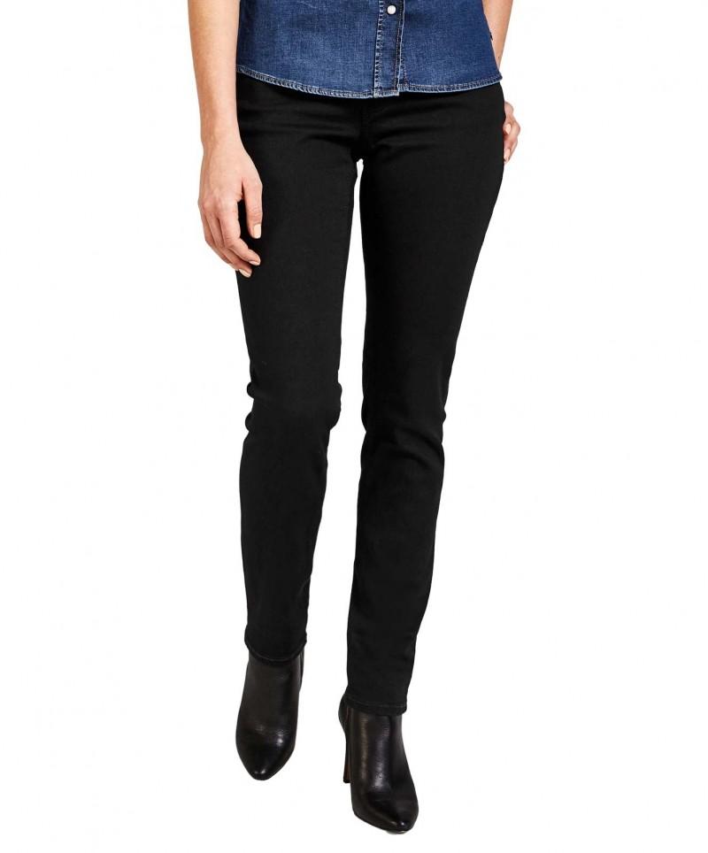 Mustang Jasmin Jeggins - dunkle Enge Jeans mit Vintage Optik - Style